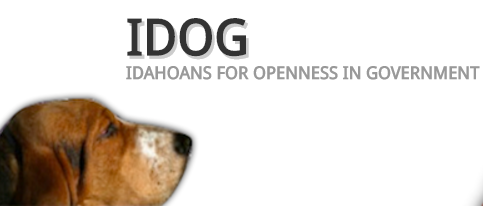 Idahoans for Openness in Government logo