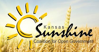 Kansas Sunshine Coalition for Open Government logo