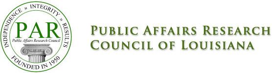 Public Affairs Research Council of Louisiana logo