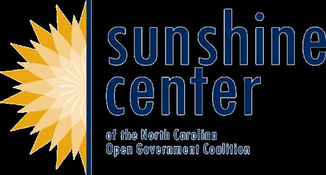 North Carolina Open Government Coalition logo