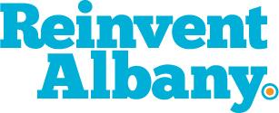 Reinvent Albany logo