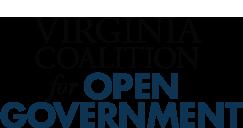 Virginia Coalition for Open Government logo