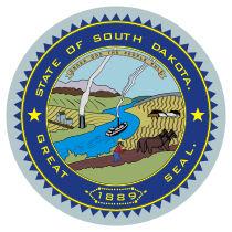 South Dakota state seal