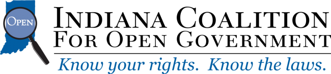 Indiana Coalition for Open Government logo