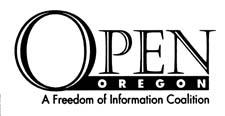Open Oregon logo