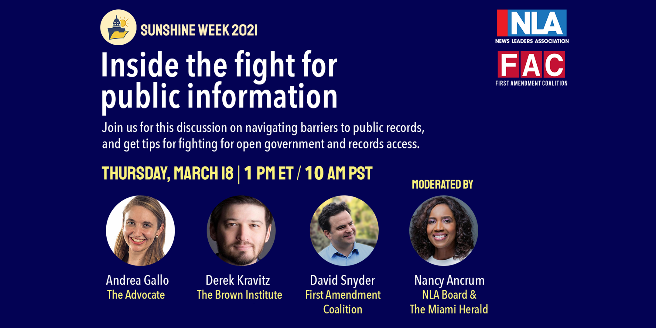 Inside the fight for public information