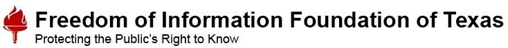 Freedom of Information Foundation of Texas logo